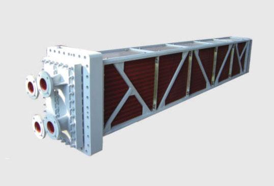 1000mw(100万)汽轮发电机氢冷器一次验收合格